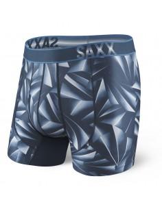 Calzoncillos Deportivos SAXX Impact Boxer Slate Rocket