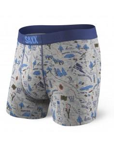 Calzoncillos de Moda SAXX Vibe Boxer Lost Lake