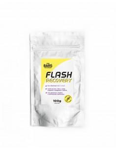 Flash Recovery PUSH BARS Vainilla (100g)