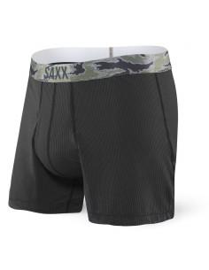 Calzoncillos Deportivos SAXX Loose Cannon Boxer Black