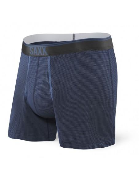 Calzoncillos Deportivos SAXX Loose Cannon Boxer Midnight Blue