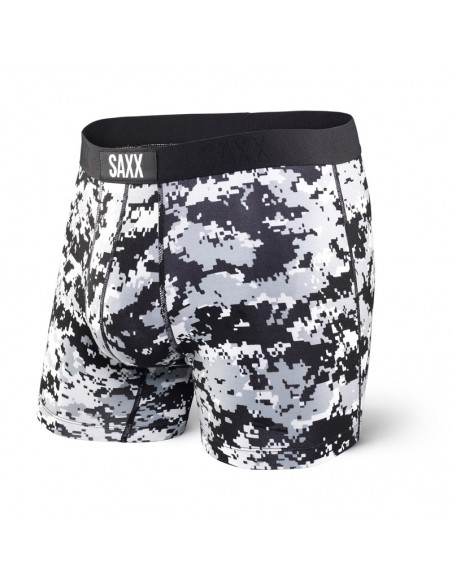 Calzoncillos de Moda SAXX Vibe Boxer Modern Fit Arctic Camo